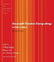 Beowulf Cluster Computing with Linux cover